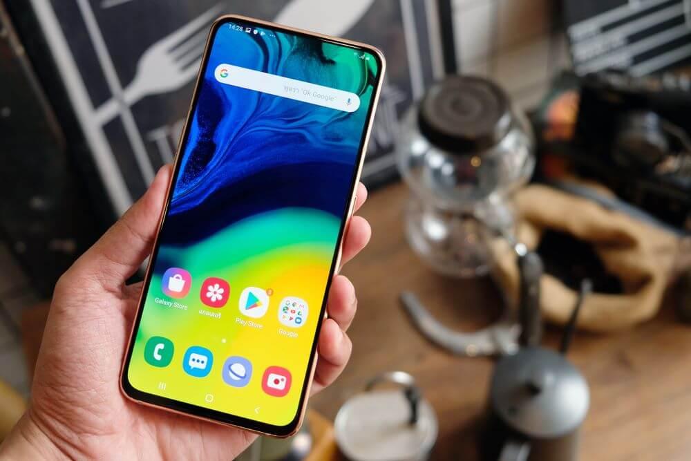 Samsung Galaxy A80 Price in Nigeria