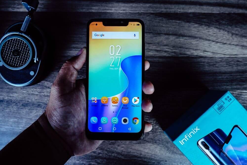 Latest Infinix Phones and Prices in Nigeria 2019