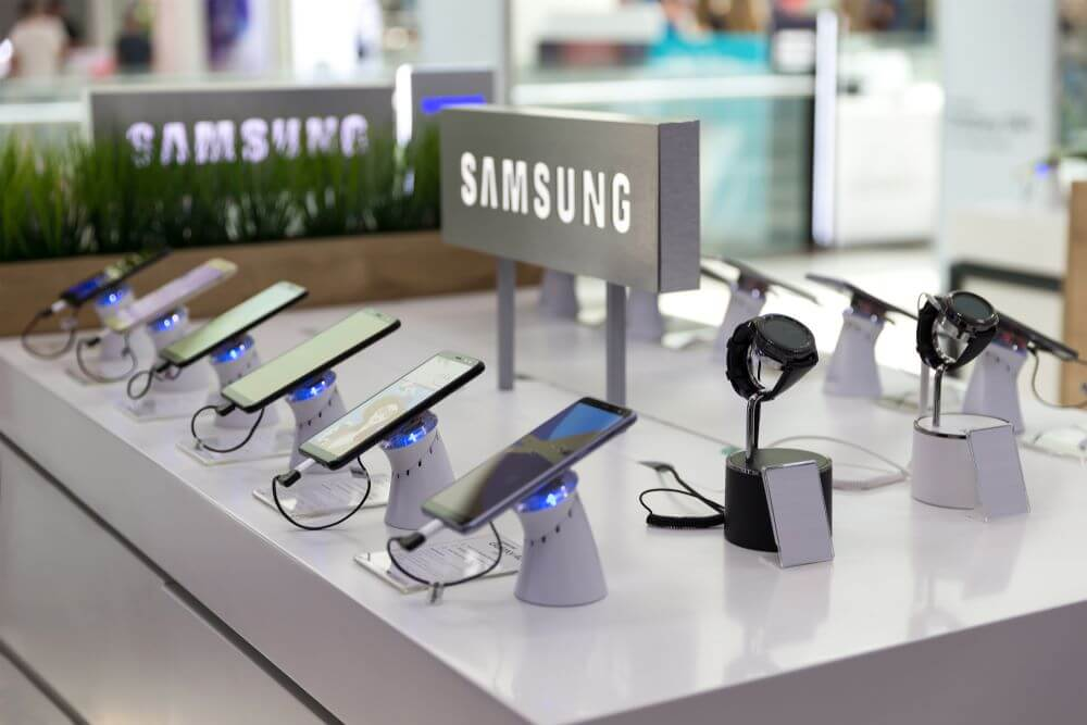 Latest Samsung Galaxy Phones and Prices in Nigeria