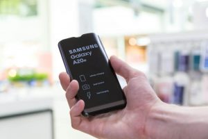 Samsung A20 Price in Nigeria