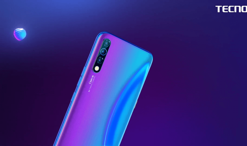 Tecno Camon 12 Pro Price in Nigeria: 70,000 Naira