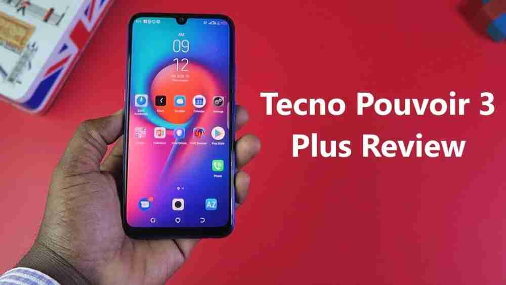 Tecno Pouvoir 3 Plus Price in Nigeria is 45,000 Naira.