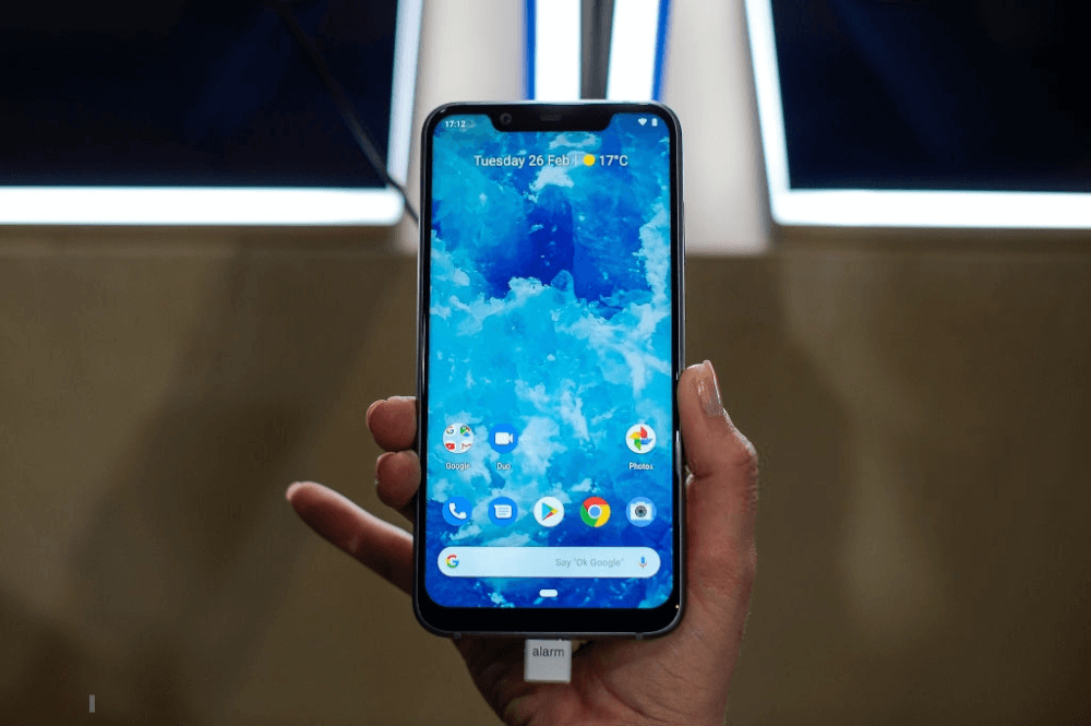 The Nokia 8.1 Price in Nigeria is 140,000 Naira
