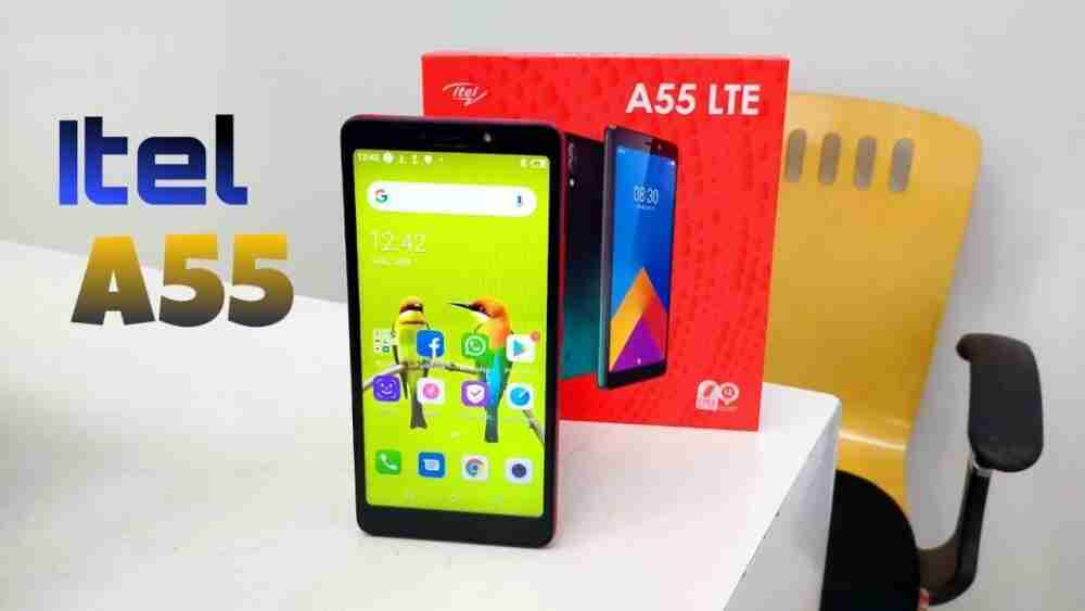 itel A55 Review, Specs and Price in Nigeria