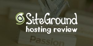 SiteGround Hosting Review : A Detailed Look