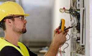 Electrician in Orange County
