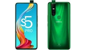 Infinix S5 Pro Price in Nigeria Review and Specs