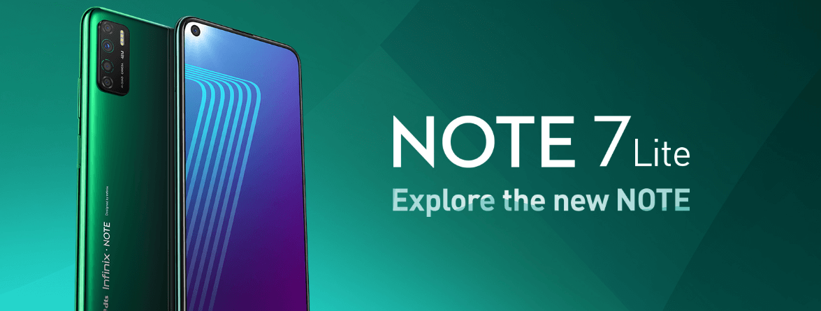 Infinix Note 7 Lite Price in Nigeria: Review and Specs