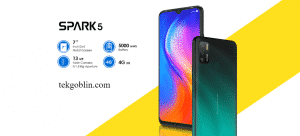 Tecno Spark 5 Air Price in Nigeria: Complete Review and Specs