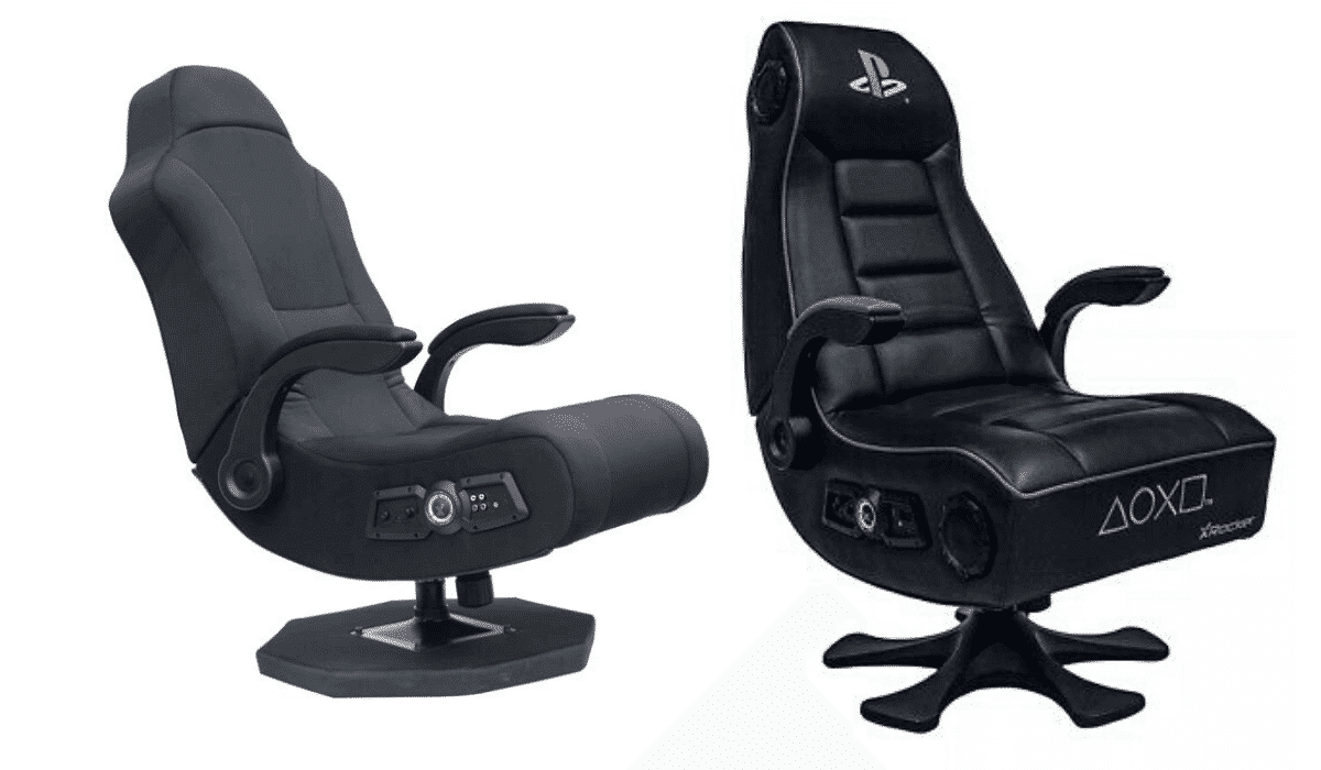 5 Best Gaming Chair with Bluetooth Speakers and Vibration