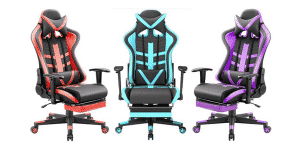 Are All Gaming Chairs The Same? The 3 Main Types Gaming Chair