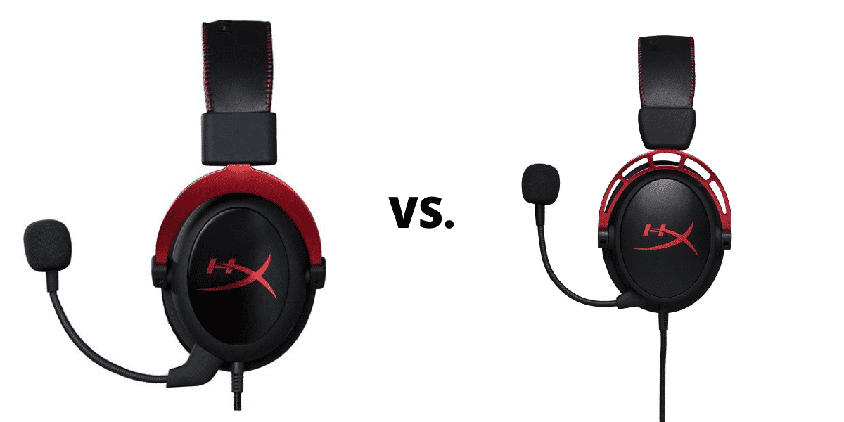 HyperX Cloud Alpha vs. Cloud 2 Review, Price and Specs Comparison