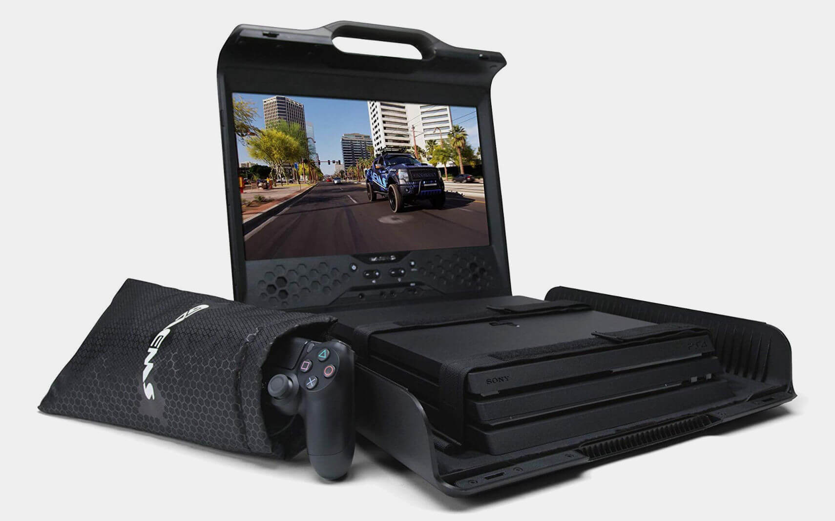 5 Best Portable Gaming Stations with Built-In Monitors [Buyer Guide]