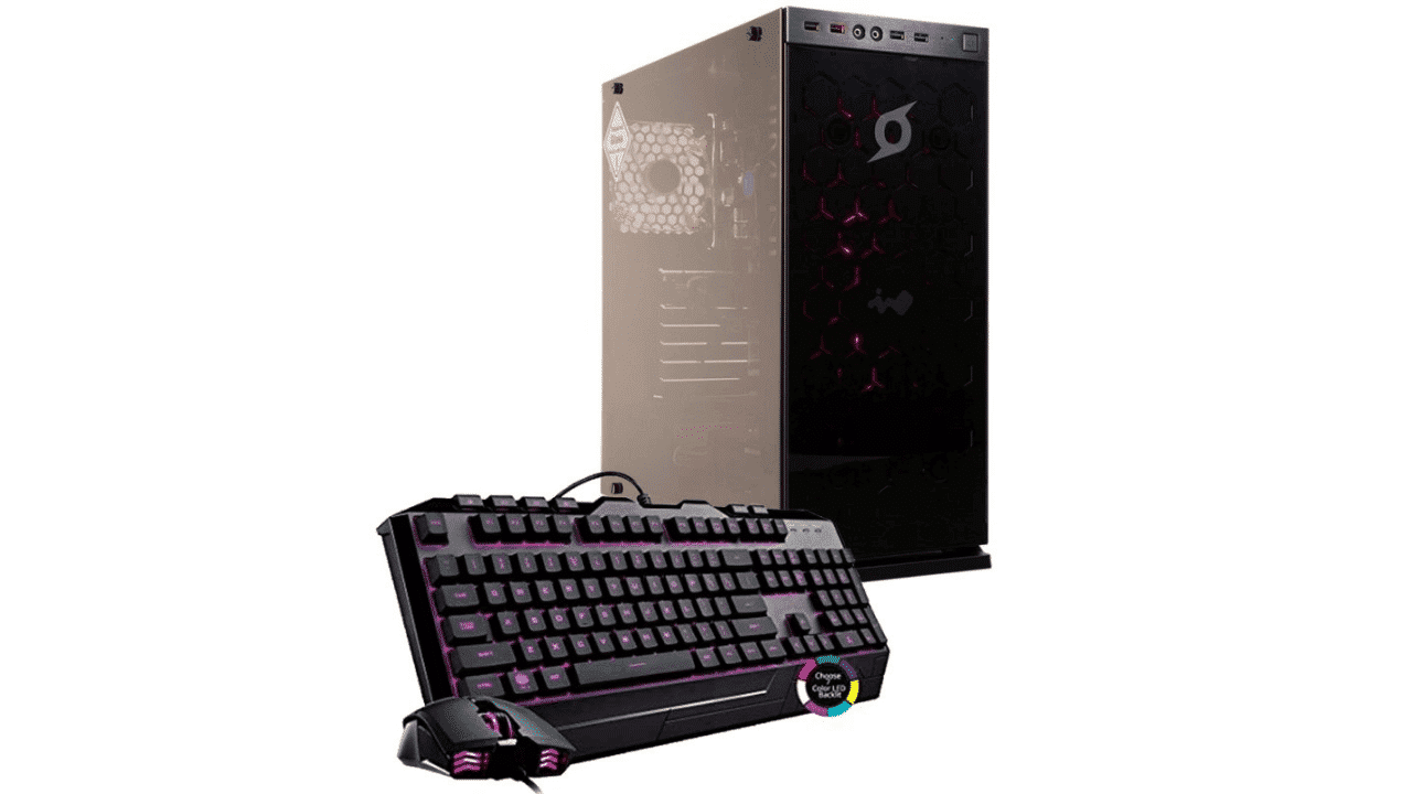 5 Best Gaming PCs with Keyboard and Mouse Combo [Reviews]