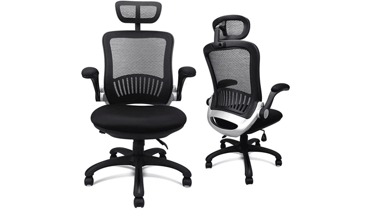 6 Best Home and Office Chairs with Neck Support Attachments [Great for Neck Pain]