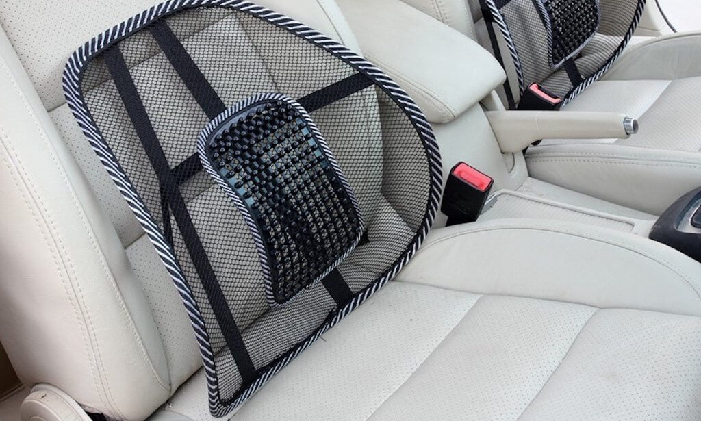 6 Best Lumbar Support for Car Seats [Great for Upper and Lower Back Pains]