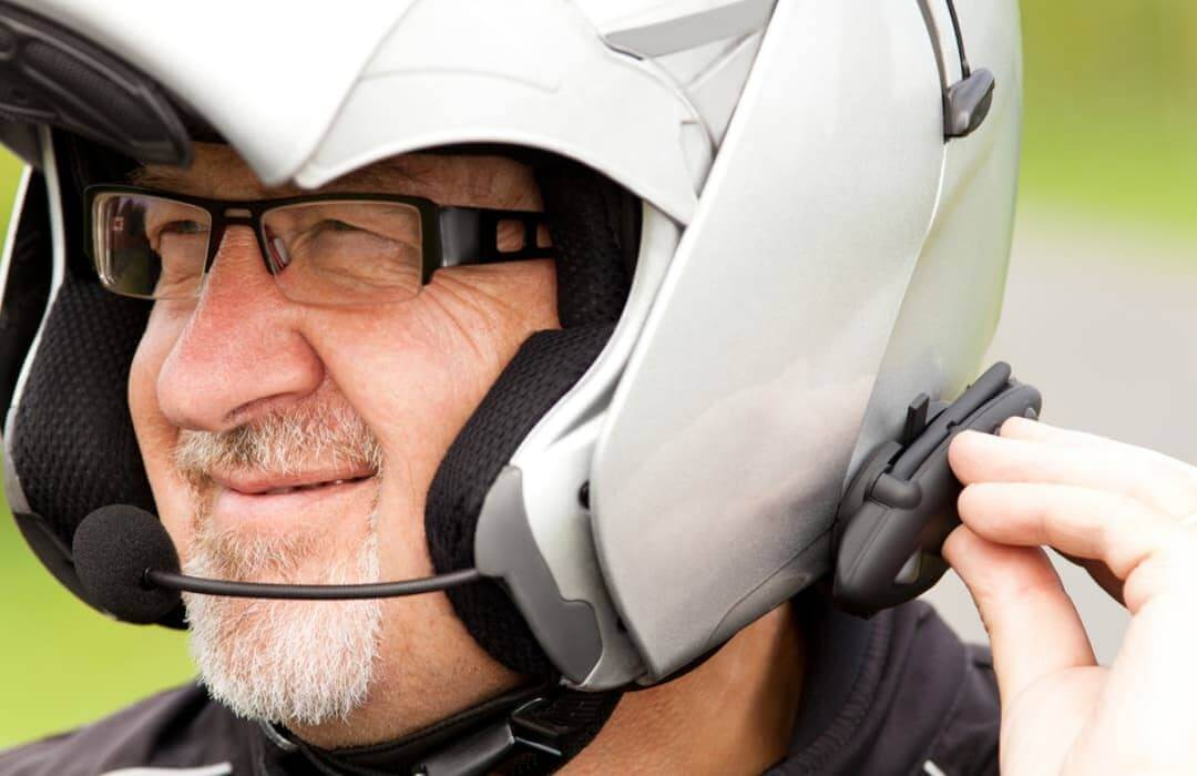 6 Best Bluetooth headsets for Motorcycle Helmets