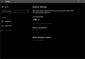 Is Windows 10 Game Mode Missing On Your Computer Even When Your PC Supports It? Working Fixes