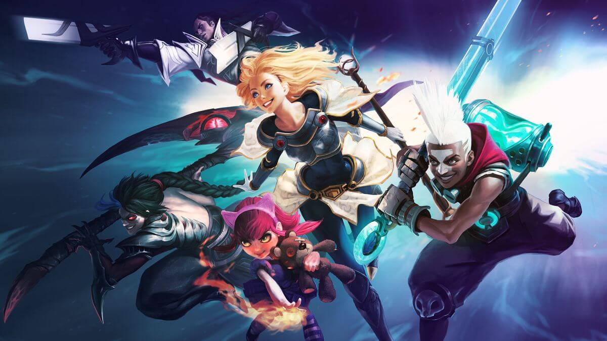 7 Best Mobile Games like League of Legends for Android and iOS