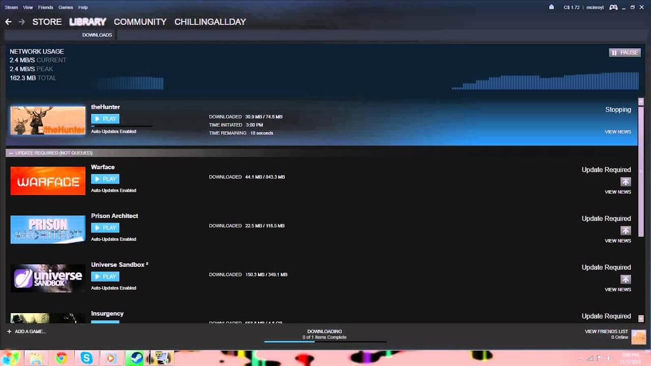 Steam Download Keeps Pausing? Here Are Causes and Working Fixes