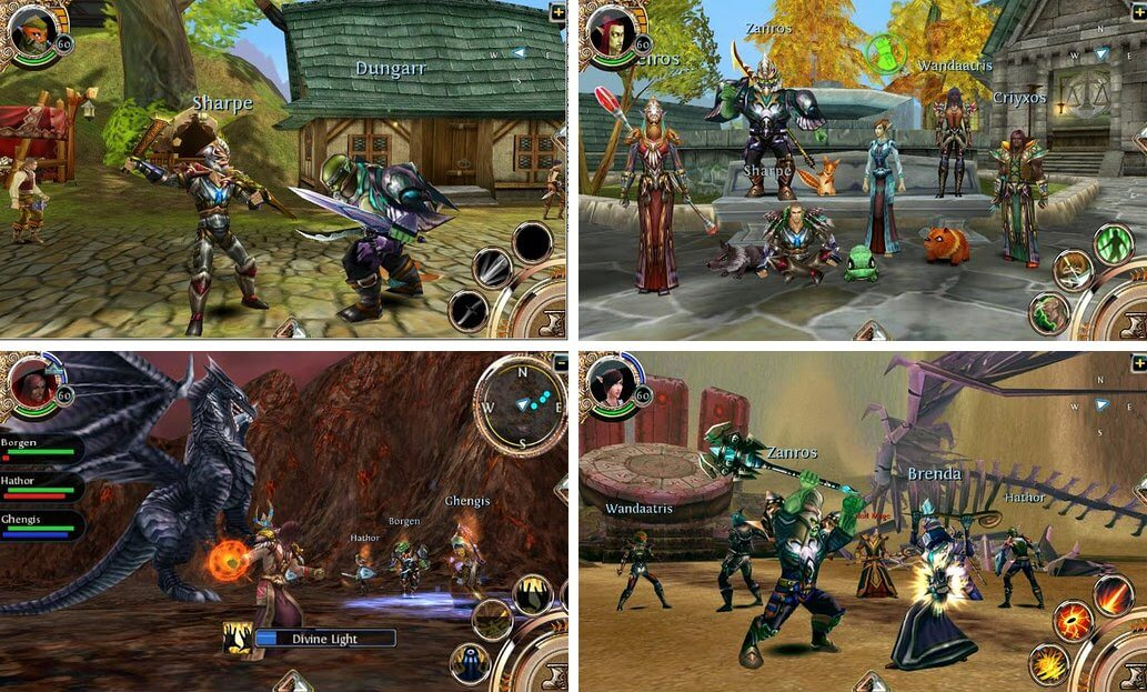 7 Best Turn-Based RPG games for Android and iOS