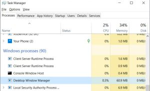 Desktop Window Manager High GPU? Causes and Best Fixes