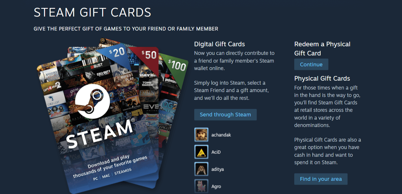 What Is A Steam Card? – And What Is It Used For